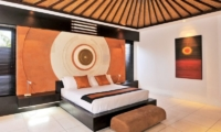 Spacious Bedroom - Samudra Raya Villa - Kerobokan, Bali
