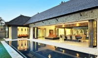 Pool - Samudra Raya Villa - Kerobokan, Bali