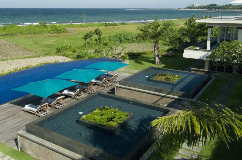 Pool with Sea View - Sanur Residence - Sanur, Bali