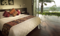 Bedroom with Outdoor View - Sanur Residence - Sanur, Bali