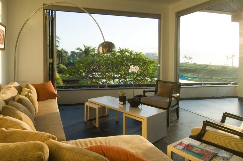 Indoor Living Area - Sanur Residence - Sanur, Bali