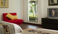 Bedroom with TV - Sanur Residence - Sanur, Bali