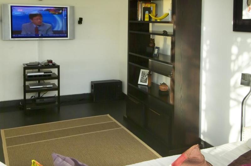 TV Room - Sanur Residence - Sanur, Bali