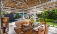Dining Area - Serene Villas Acacia - Seminyak, Bali