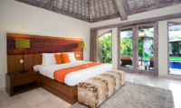 Bedroom with Pool View - Serene Villas Hibiscus - Seminyak, Bali