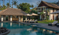 Swimming Pool - Seseh Beach Villa 1 - Seseh, Bali