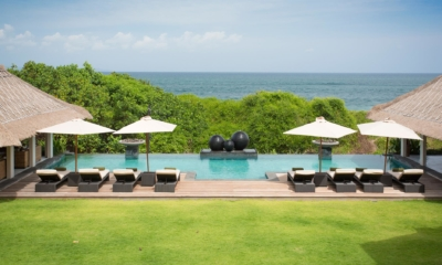 Pool with Sea View - Seseh Beach Villas - Seseh, Bali