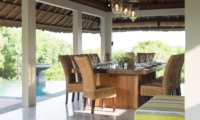 Dining Area - Seseh Beach Villas - Seseh, Bali