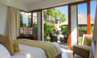 Bedroom with Garden View - Seseh Beach Villas - Seseh, Bali