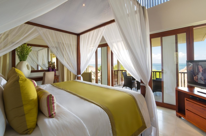 Bedroom with TV - Seseh Beach Villas - Seseh, Bali