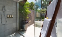 Bathroom with Shower - Seseh Beach Villas - Seseh, Bali