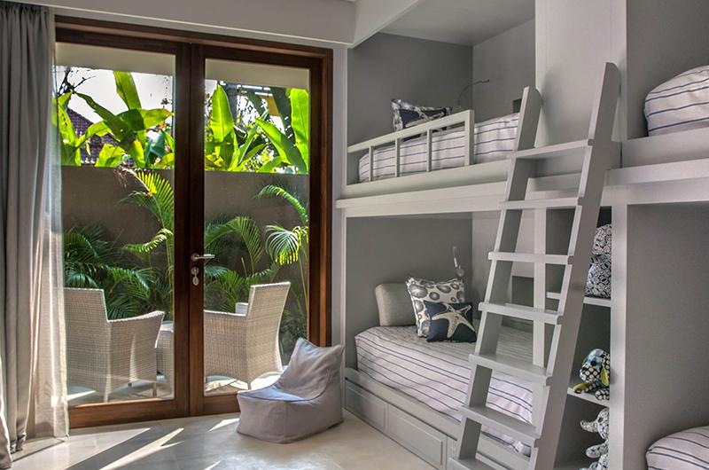 Bunkroom - Seseh Beach Villas 2 - Seseh, Bali