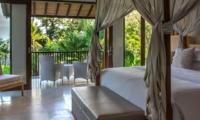 Bedroom and Balcony - Seseh Beach Villa 2 - Seseh, Bali