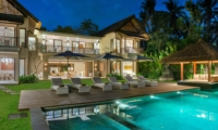 Pool at Night - Seseh Beach Villa 2 - Seseh, Bali