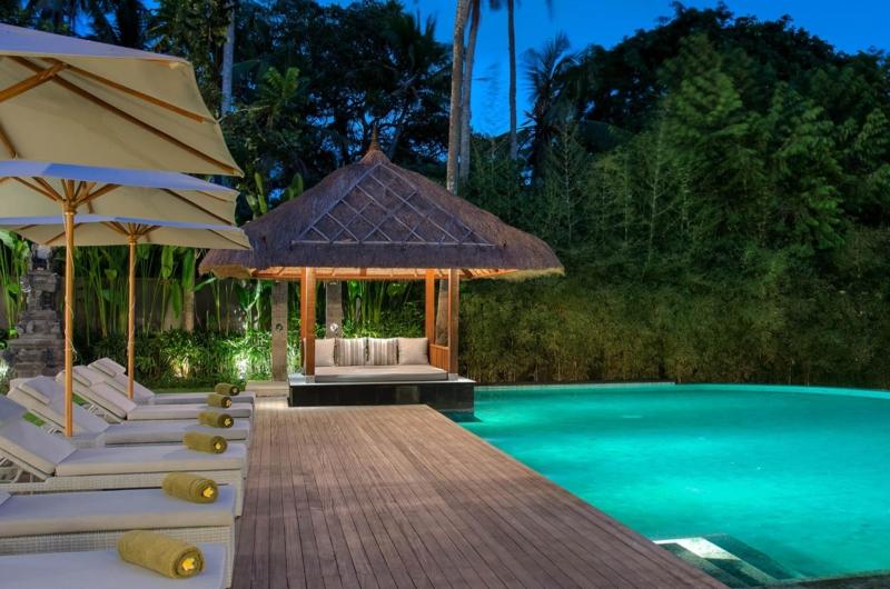 Pool Side - Seseh Beach Villa 2 - Seseh, Bali