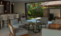 Indoor Seating Area - Seseh Beach Villa 2 - Seseh, Bali