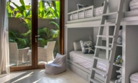 Bunk Beds - Seseh Beach Villa 2 - Seseh, Bali