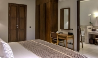 Bedroom with Study Table - Seseh Beach Villa 2 - Seseh, Bali
