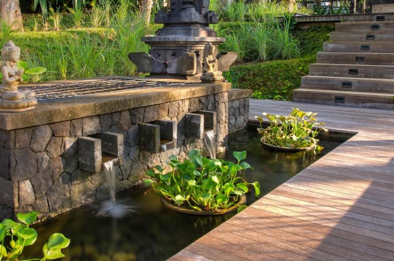 Outdoor Area - Seseh Beach Villa 2 - Seseh, Bali