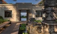 Entrance - Seseh Beach Villa 2 - Seseh, Bali
