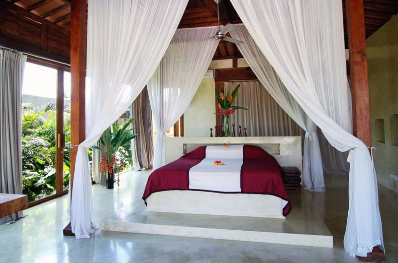 Bedroom with Mosquito Net - Shalima Cantik - Seseh, Bali