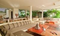 Living Area - Shalima Makanda - Seseh, Bali