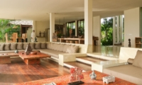 Indoor Living Area - Shalima Makanda - Seseh, Bali