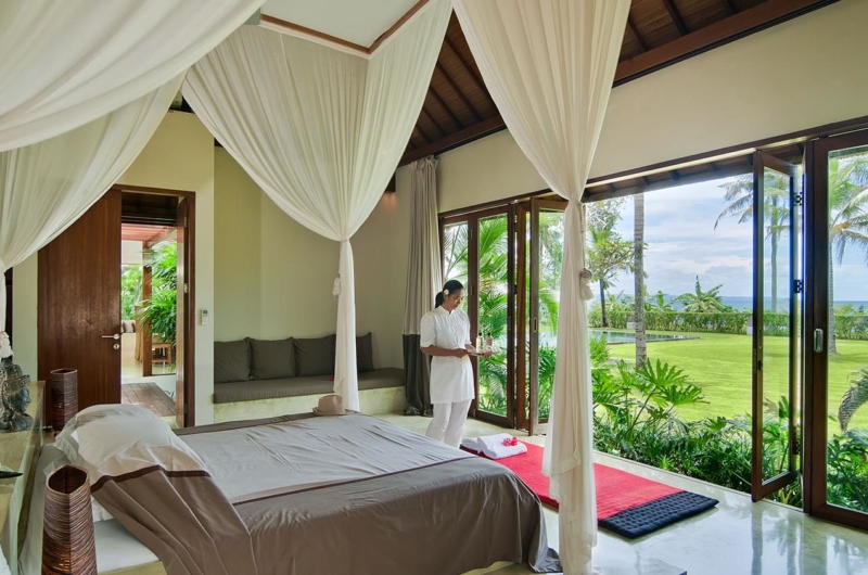 Bedroom with Garden View - Shalima Makanda - Seseh, Bali
