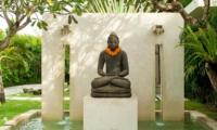 Water Feature - Shalima Makanda - Seseh, Bali