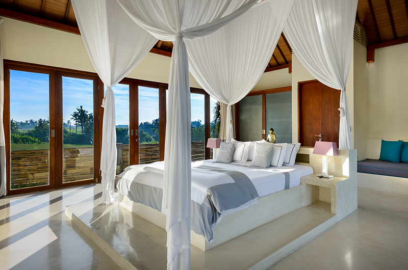 Spacious Bedroom with View - Shalimar Kalima - Seseh, Bali