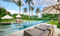 Gardens and Pool - Shalimar Kalima - Seseh, Bali