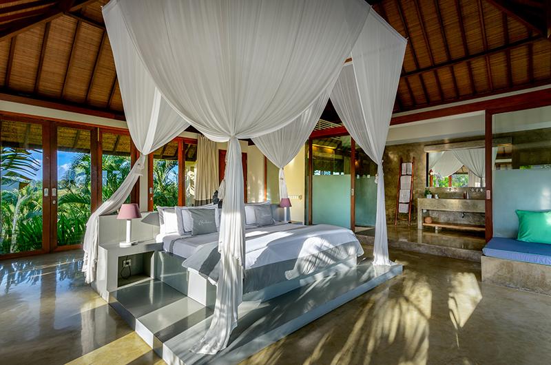 Spacious Bedroom - Shalimar Makanda - Seseh, Bali