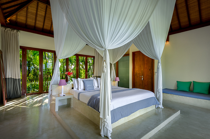 Bedroom with Seating Area - Shalimar Makanda - Seseh, Bali