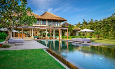 Swimming Pool - Shalimar Makanda - Seseh, Bali