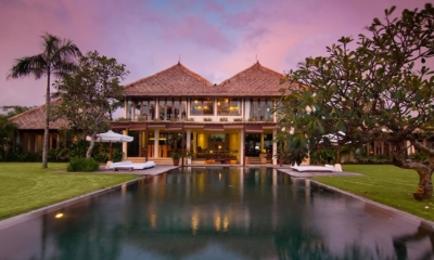 Swimming Pool - Shalimar Villas - Seseh, Bali