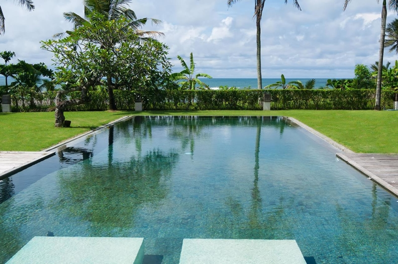 Private Pool - Shalimar Villas - Seseh, Bali