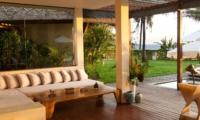 Living Area - Shalimar Villas - Seseh, Bali