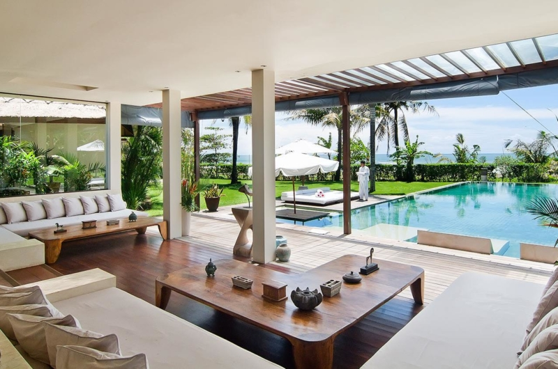 Indoor Living Area - Shalimar Villas - Seseh, Bali