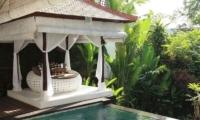 Pool Bale - Shamballa Moon - Ubud, Bali