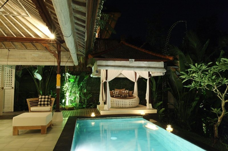 Pool Side - Shamballa Moon - Ubud, Bali