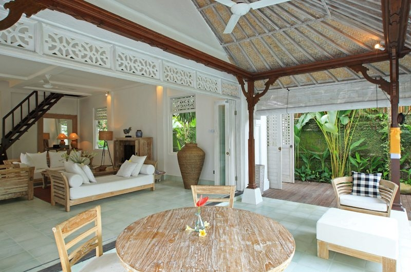 Living Area - Shamballa Moon - Ubud, Bali