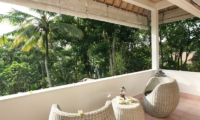 Balcony View - Shamballa Moon - Ubud, Bali