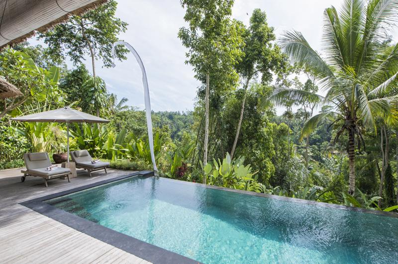 Sun Loungers - Shamballa Residence - Ubud, Bali
