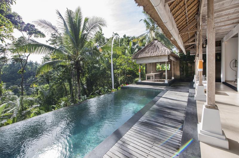 Pool View - Shamballa Residence - Ubud, Bali