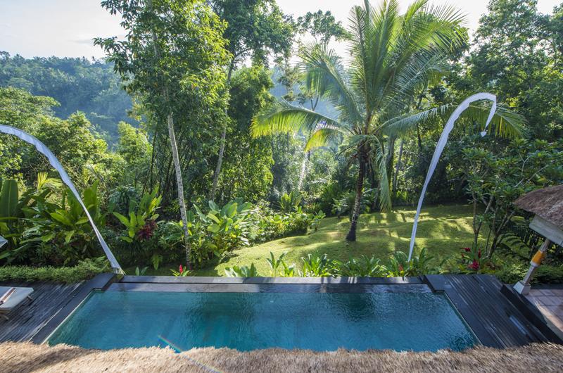 Pool - Shamballa Residence - Ubud, Bali