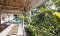 Gardens and Pool - Shamballa Residence - Ubud, Bali
