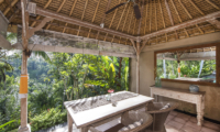 Outdoor Area - Shamballa Residence - Ubud, Bali