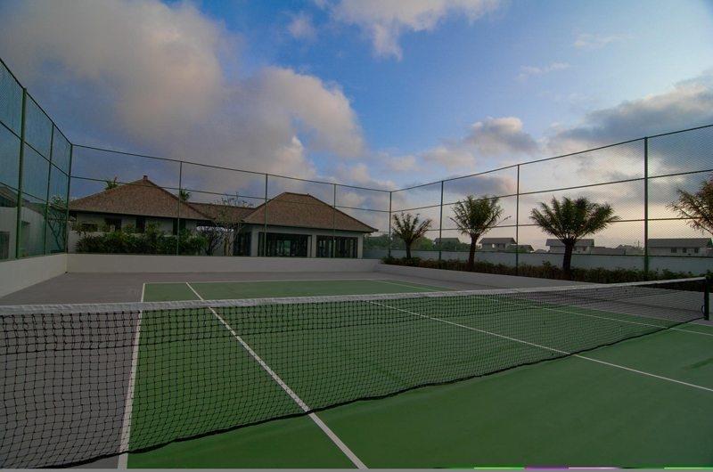 Tennis Court - Sinaran Surga - Uluwatu, Bali