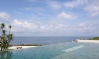 Sea View from Pool - Sinaran Surga - Uluwatu, Bali