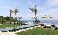 Pool Side - Sinaran Surga - Uluwatu, Bali